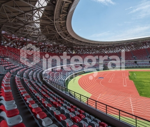 What Are The Products Used In The Construction Of The Sports Field?