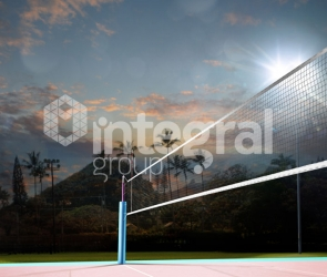 2021 Ordinary Volleyball Court Construction and Costs