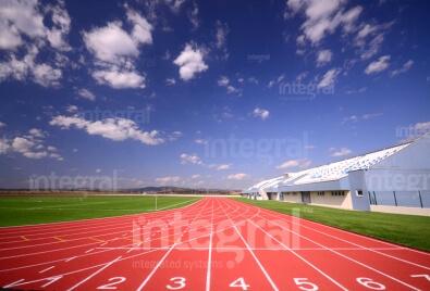 Athletics Sports Field
