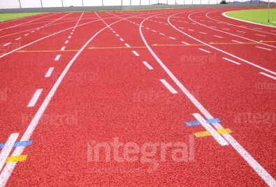 Athletics Sports Field Application