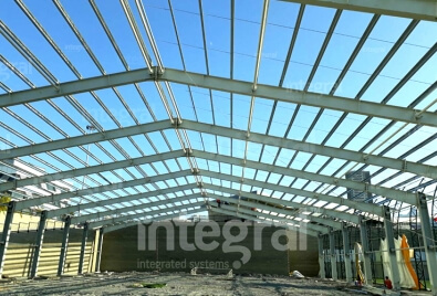 Steel Structure Application