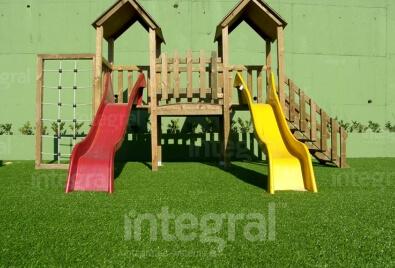 Grass Carpet School Playground Application