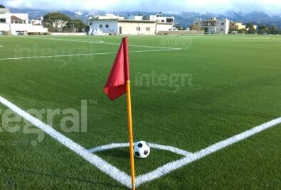 Grass Pitch Application