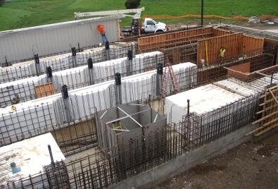 Geobera Retaining Walls Application