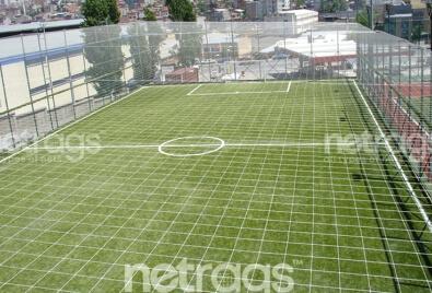 Carpet Football Pitch Nets