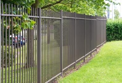 Ifence Garden Wall Application