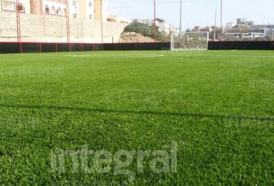 Modular Football Pitch Application