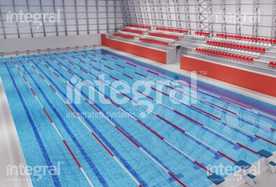 Olympic Indoor Swimming Pool Application