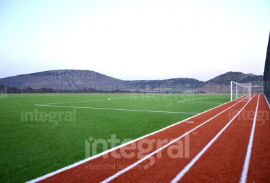 Synthetic Turf Pitch Application