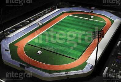 Stadium Astro Pitch Application