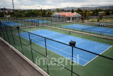 Tennis Court Application